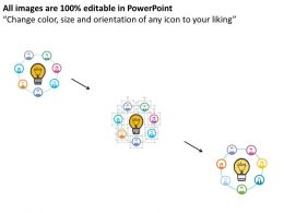 pe_business_peoples_with_idea_networking_flat_powerpoint_design_Slide02