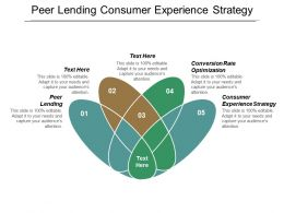 Peer Lending Consumer Experience Strategy Conversion Rate Optimization Cpb