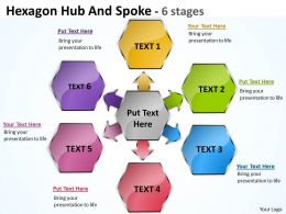 Pentagon Hub And Spoke 6 stages 21