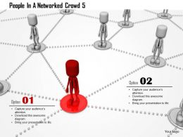 People Network For Business Progress Ppt Graphics Icons