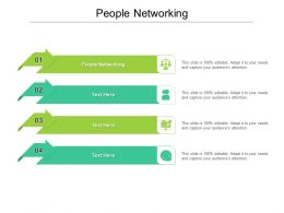 People Networking Ppt Powerpoint Presentation Summary Template Cpb