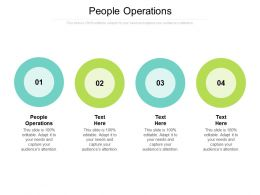 People Operations Ppt Powerpoint Presentation Inspiration Infographic Template Cpb