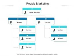 People People Marketing Ppt Powerpoint Presentation Infographic Template Background Images Cpb