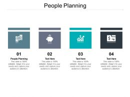 People Planning Ppt Powerpoint Presentation Outline Slides Cpb