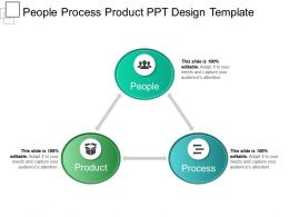 People Process Product Ppt Design Template 1