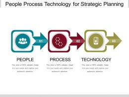 People Process Technology For Strategic Planning Ppt Example File