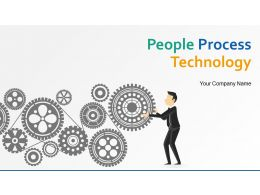 People Process Technology Powerpoint Presentation Slides