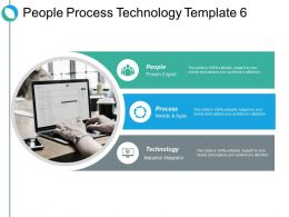 People Process Technology Ppt Slides Background Image