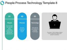 People Process Technology Ppt Slides Background Images