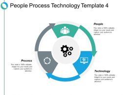 People Process Technology Ppt Slides Example Introduction