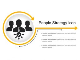 People Strategy Icon