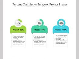 Percent Completion Image Of Project Phases
