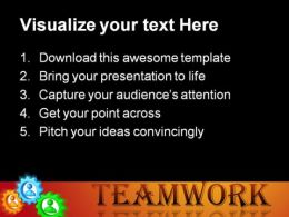 Perfect Teamwork PowerPoint Background And Template 1210  Presentation Themes and Graphics Slide02