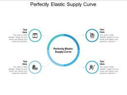 Perfectly Elastic Supply Curve Ppt Powerpoint Presentation Infographic Template Example 2015 Cpb