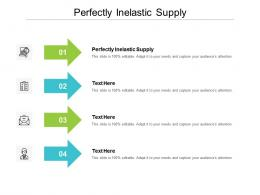 Perfectly Inelastic Supply Ppt Powerpoint Presentation Summary Show Cpb