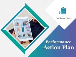 Performance Action Plan Powerpoint Presentation Slides