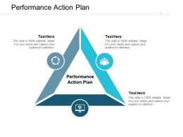 Performance Action Plan Ppt Powerpoint Presentation Portfolio Slide Cpb