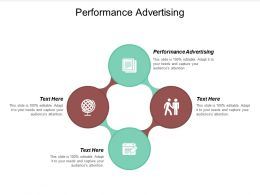 Performance Advertising Ppt Powerpoint Presentation Gallery Deck Cpb