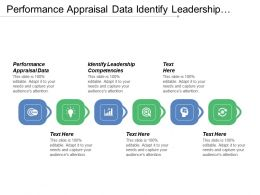 Performance Appraisal Data Identify Leadership Competencies Assessment Employees