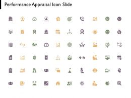 Performance Appraisal Icon Slide Dashword Simle C745 Ppt Powerpoint Presentation Diagram Lists