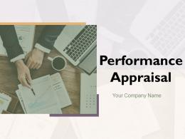 Performance Appraisal Powerpoint Presentation Slides