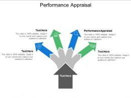 Performance Appraisal Ppt Powerpoint Presentation Ideas Guide Cpb