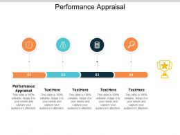 Performance Appraisal Ppt Powerpoint Presentation Pictures Themes Cpb