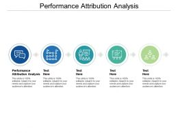 Performance Attribution Analysis Ppt Powerpoint Presentation Layouts Example Cpb