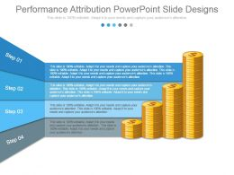 Performance Attribution Powerpoint Slide Designs