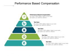 Performance Based Compensation Ppt Powerpoint Presentation Styles Background Image Cpb