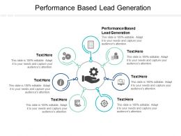 Performance Based Lead Generation Ppt Powerpoint Presentation Summary Slide Cpb