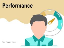 Performance Business Financial Appreciating Dashboard Exhibiting