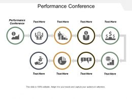 Performance Conference Ppt Powerpoint Presentation Inspiration Background Image Cpb