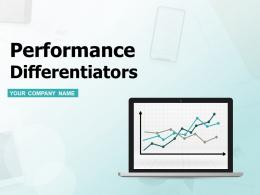 Performance Differentiators Powerpoint Presentation Slides