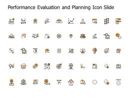 Performance Evaluation And Planning Icon Slide Growth I347 Ppt Powerpoint Presentation Slides