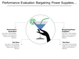 Performance Evaluation Bargaining Power Suppliers Threat Substitutes Spacecraft Technology