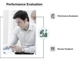 Performance Evaluation Performance Powerpoint Presentation Pictures Templates