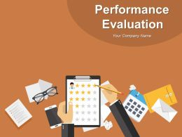 Performance Evaluation Powerpoint Presentation Slides