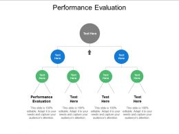 Performance Evaluation Ppt Powerpoint Presentation Slides Designs Download Cpb