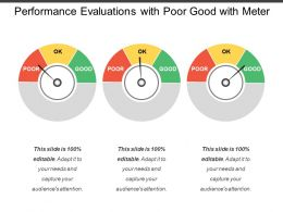 Performance Evaluations With Poor Good With Meter
