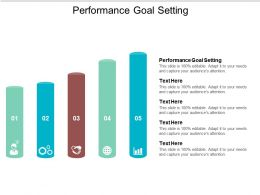 Performance Goal Setting Ppt Powerpoint Presentation Layouts Guidelines Cpb