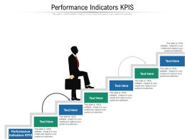 Performance Indicators Kpis Ppt Powerpoint Presentation Pictures Information Cpb