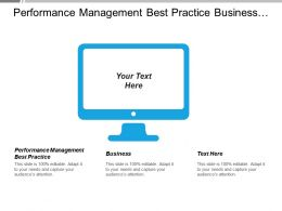 Performance Management Best Practice Business Marketing Ideas Staffing Cpb