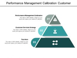 Performance Management Calibration Customer Services Strategy Business Checklist Template Cpb