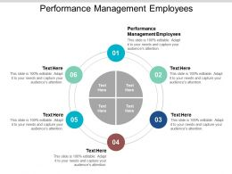 Performance Management Employees Ppt Powerpoint Presentation Summary Show Cpb