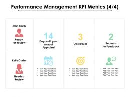 Performance Management Kpi Metrics 4 4 Ppt Powerpoint Presentation Show Deck