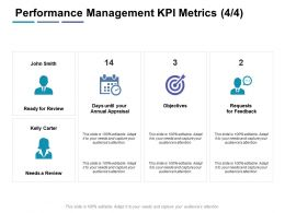 Performance Management KPI Metrics Needs Ppt Powerpoint Presentation File