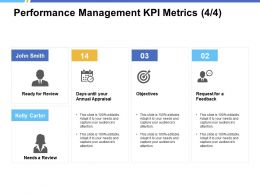 Performance Management KPI Metrics Objectives A238 Ppt Powerpoint Presentation Professional