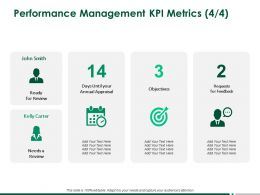 Performance Management KPI Metrics Objectives Planning Ppt Powerpoint Presentation Pictures