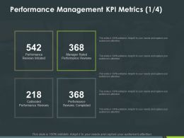 Performance Management Kpi Metrics Ppt Powerpoint Presentation Inspiration Graphics